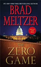 The Zero Game by Brad Meltzer