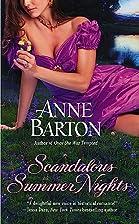 Scandalous Summer Nights (A Honeycote Novel)…
