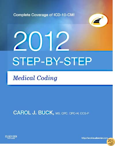 Step-by-Step Medical Coding 2012 Edition, 1e