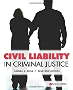 Civil Liability in Criminal Justice, Sixth…
