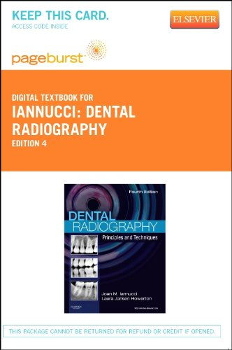 dental-radiography-elsevier-on-vitalsource-retail-access-card-principles-and-techniques-4e