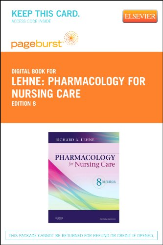 pharmacology-for-nursing-care-pageburst-e-book-on-vitalsource-retail-access-card