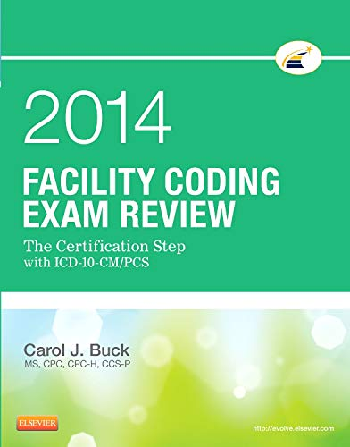 facility-coding-exam-review-2014-the-certification-step-with-icd-10-cm-pcs-1e