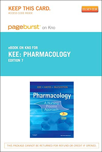 pharmacology-elsevier-on-intel-education-study-retail-access-card-a-nursing-process-approach-7e