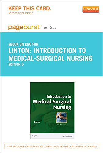 introduction-to-medical-surgical-nursing-elsevier-on-intel-education-study-retail-access-card-5e