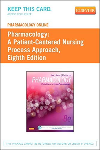 pharmacology-online-for-pharmacology-user-guide-and-access-code-a-patient-centered-nursing-process-approach-8e