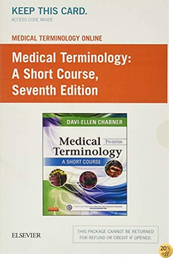 TMedical Terminology Online for Medical Terminology: A Short Course (Access Code), 7e