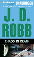 Chaos in Death by J.D. Robb