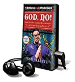 Jillette, Penn: God, No! (Playaway Adult Fiction)
