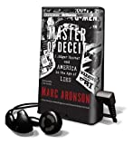 Aronson, Marc: Master of Deceit: J. Edgar Hoover and America in the Age of Lies (Playaway Young Adult)