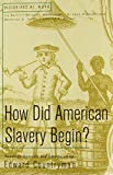Countryman, Edward: How Did American Slavery Begin & Great Awakening & Envisioning America & Salem Witch Hunt