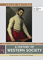 A History of Western Society, Value Edition,…