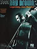 Brown, Ray: Ray Brown: Legendary Jazz Bassist (book/cd)