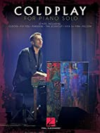 Coldplay For Piano Solo by Coldplay