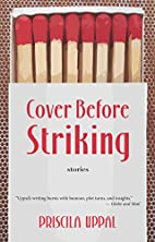 Cover Before Striking by Priscila Uppal