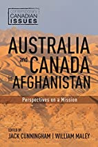 Australia and Canada in Afghanistan:…