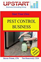 Pest Control Business by Tim Roncevich