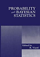 Probability and Bayesian Statistics by…