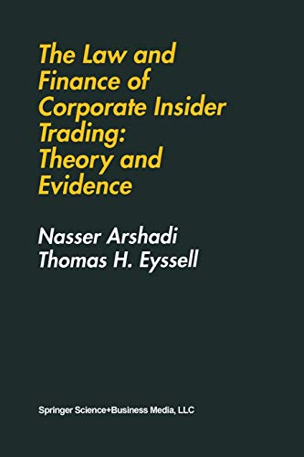 the-law-and-finance-of-corporate-insider-trading-theory-and-evidence