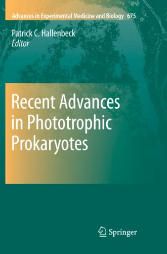 recent-advances-in-phototrophic-prokaryotes-advances-in-experimental-medicine-and-biology