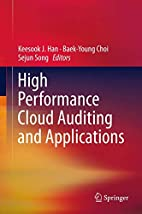 High Performance Cloud Auditing and…