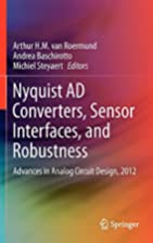 Nyquist AD Converters, Sensor Interfaces,…