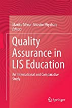 Quality Assurance in LIS Education: An…