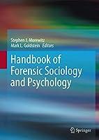 Handbook of Forensic Sociology and…