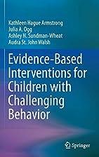 Evidence-Based Interventions for Children…