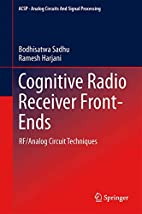 Cognitive Radio Receiver Front-Ends:…