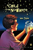 A Child from Nowhere by Ann Lannin