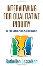 Interviewing for Qualitative Inquiry: A…