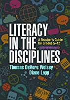 Literacy in the Disciplines: A…