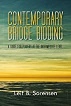 Contemporary Bridge Bidding: A Guide For…