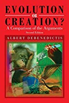 Evolution or Creation? A Comparison of the…