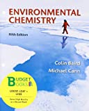 Baird, Colin: Environmental Chemistry (Loose-Leaf)