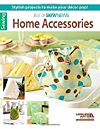 Best of Sew News: Home Accessories by Sew…