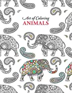 Art of Coloring Animals | Leisure Arts…