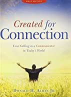 Created for Connection: Your Calling as a…