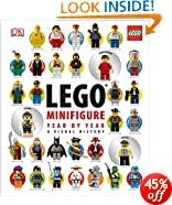 LEGO Minifigure Year by Year: a Visual History