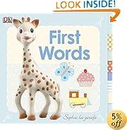 Baby Sophie la girafe: First Words