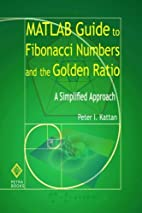 MATLAB Guide to Fibonacci Numbers and the…