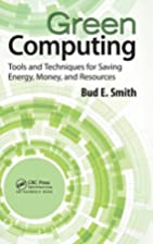 Green Computing: Tools and Techniques for…
