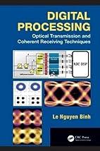 Digital Processing: Optical Transmission and…
