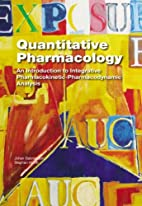 Quantitative Pharmacology: An Introduction…