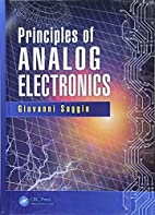 Principles of Analog Electronics by Giovanni…