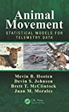 Animal Movement Statistical Models for Telemetry Data