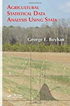 Agricultural Statistical Data Analysis Using…