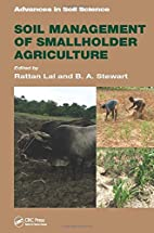 Soil Management of Smallholder Agriculture…