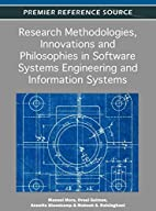 Research Methodologies, Innovations and…